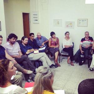 la-delegazione-in-riunione-con-alcune-associazioni-pacifiste-isrealiane