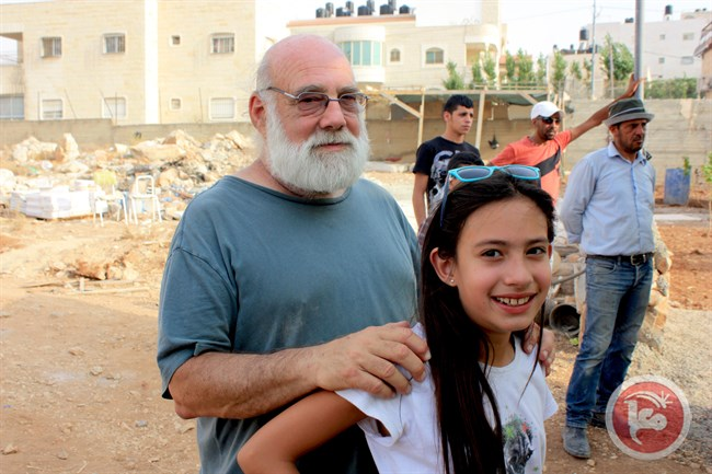 Jeff Halper, co-founder of ICAHD