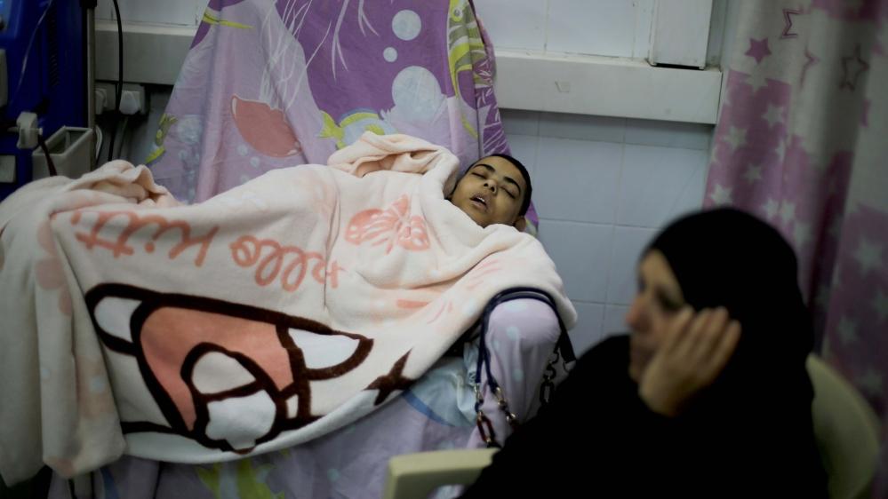 crisi energetica negli ospedali di Gaza