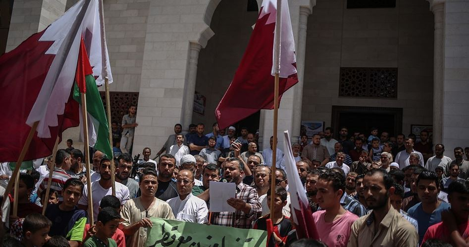 solidarietà col Qatar