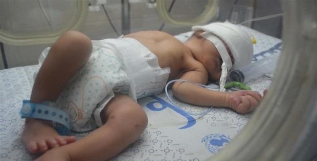 bombi a Gaza