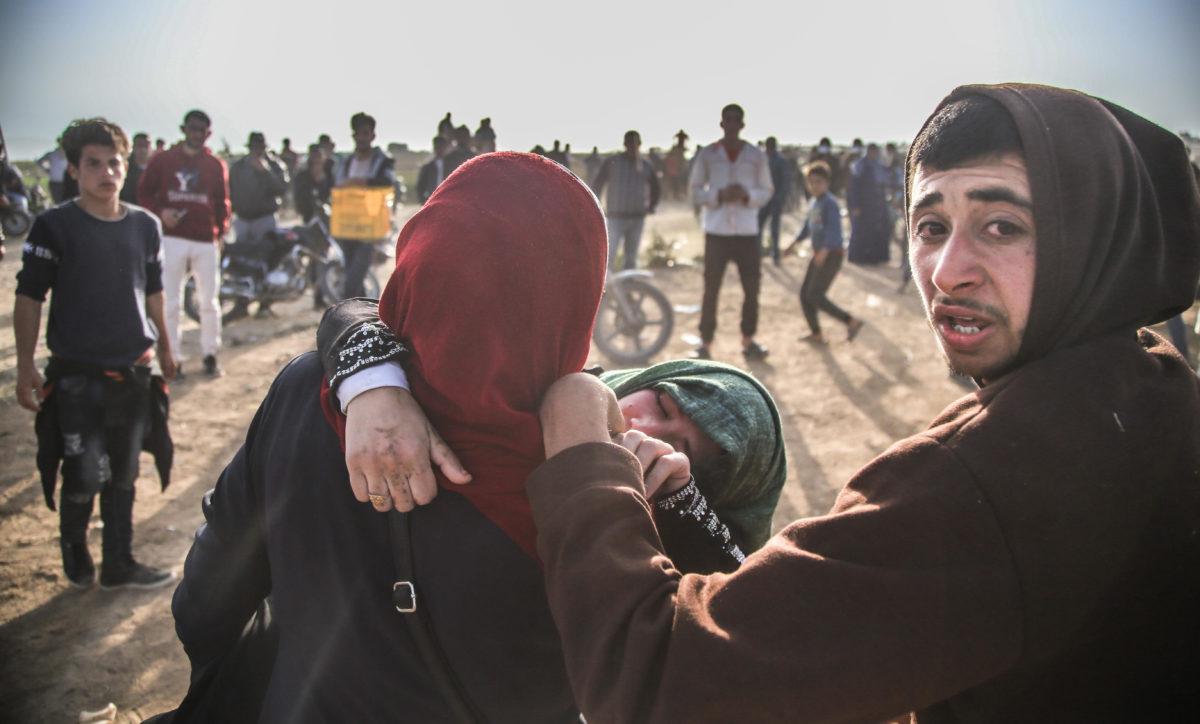 I Palestinesi meritano la stessa dignità riconosciuta ai figli dei sopravvissuti all'Olocausto